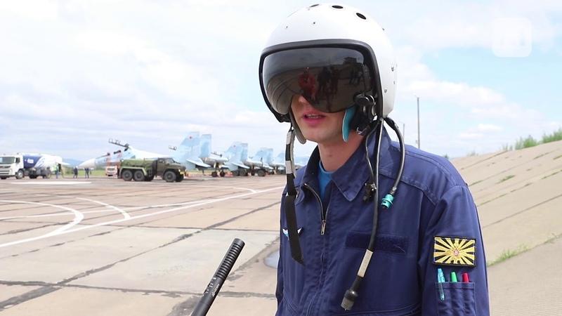 Летно-тактические учения истребительной авиации ВВО