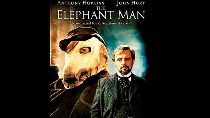 The Elephant Man 1980 John Merrick legge Romeo e Giulietta H264