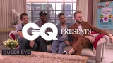 Jack Guinness quizzes the cast of Queer Eye British GQ