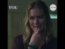 Промо сериала «Ты» в соцсетях «Милых обманщиц»