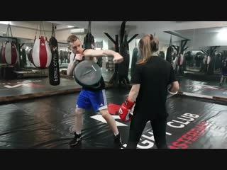 Персональная тренировку по боксу   Тренер Владимир Егоров   Клуб Единоборств N1   Москва