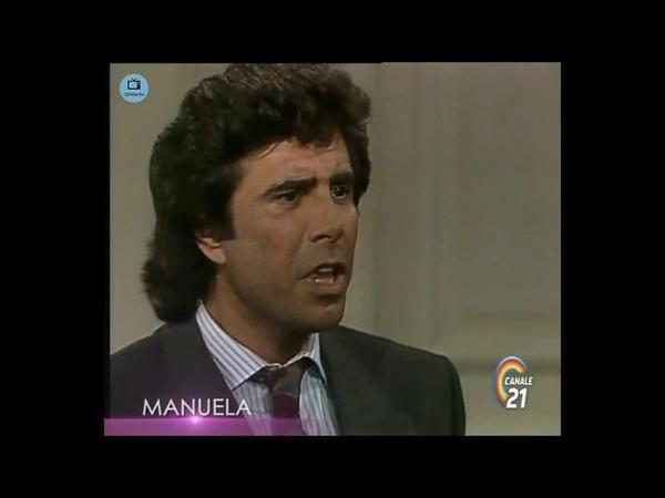 🎭 Сериал Мануэла 214 серия, 1991 год, Гресия Кольминарес, Хорхе Мартинес.