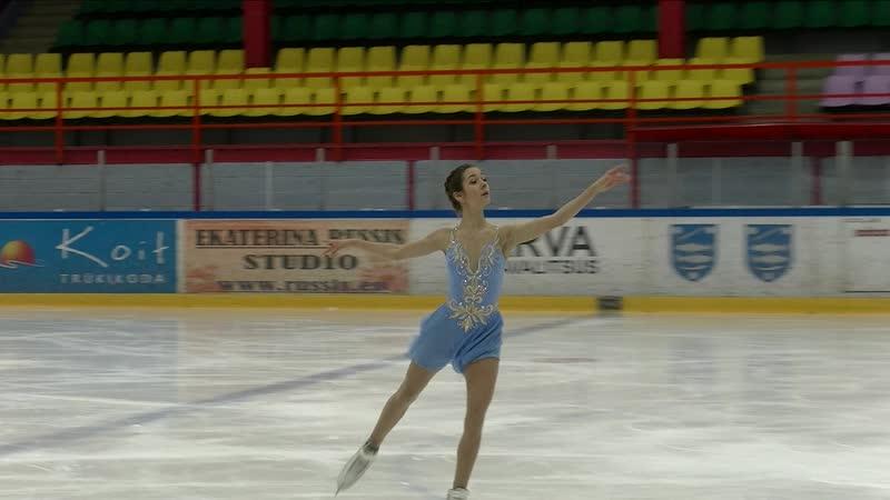 Алёна Дейнеко SPb Zvezdnyi led