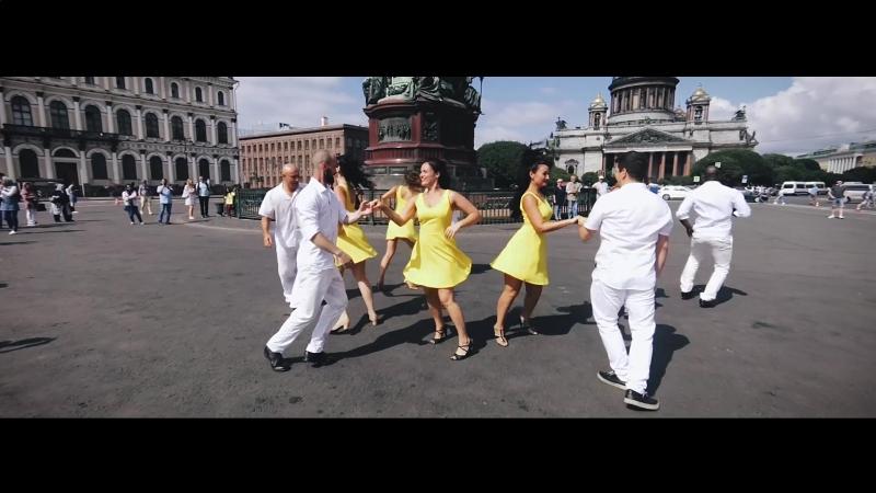 Школа латиноамериканских танцев Bembé - salsa