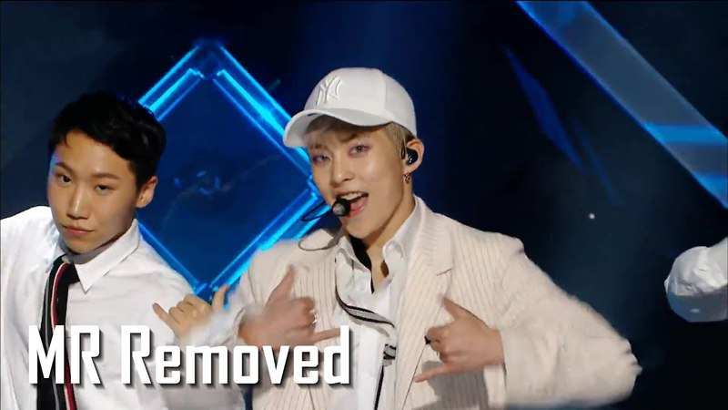 [MR Removed 엠알 제거](O) EXO-CBX - Blooming Day, 엑소-첸백시 - 花요일 (180414)消音