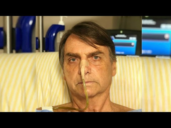 Emocionado, Bolsonaro fala PELA PRIMEIRA VEZ ao público após atentado