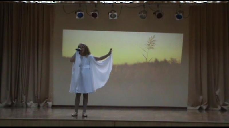 Отчизну славим-Аня Щербакова-Сердце земли моей