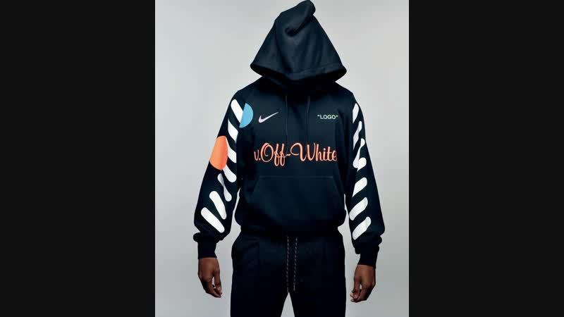 Нереальная коллаборация Nike x Off-White.