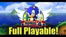 Rpcs3 0.0.5  Sonic the hedgedog4 *FullPlayable*