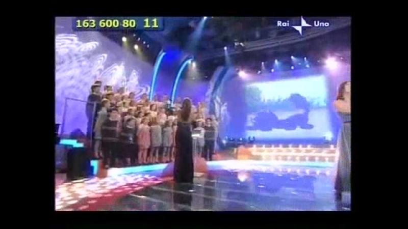Lo Zecchino dOro 2007 - Cristina dAvena - Il valzer del moscerino