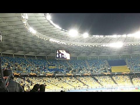Футбол Динамо - Олимпиакос (21.02.2019) Второй тайм