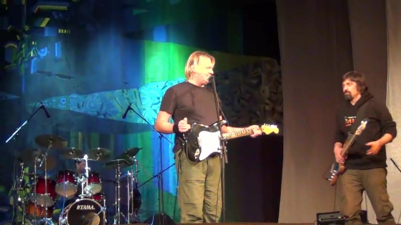 Jahrivva-The Nord Shine Blues (концерт Help 15.12.2012г.)