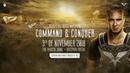 Radical Redemption | Command Conquer | Warm-Up Mix