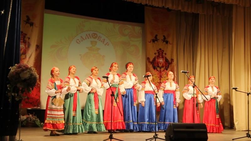 Милодары Кумушки - голубушки Самовар 2018