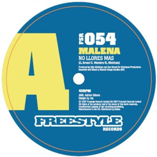 Malena альбом No Llores Mas