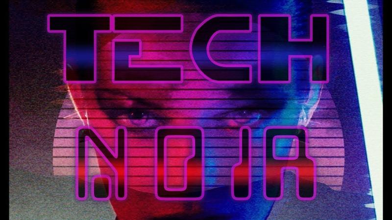 Tech Noir (Synthwave - Darksynth - Electrowave) Cyberpunk Mix