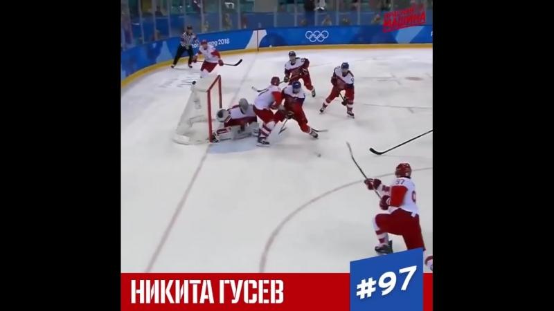Все голы сборной России на Олимпиаде 2018