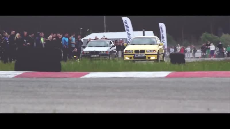 E36 BMW Club Season Opening Event. Chill, Drag, Drift. 2015