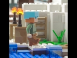 Do Feed the Bell - LEGO Minecraft