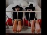 Bastinado for the two thieves girls مد البنتين السارقتين على رجليهم