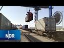 Waren auf Schienen | Güterverkehr | Wie geht das? | NDR Doku