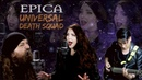 EPICA - Universal Death Squad (Cover by Alina Lesnik feat. Marco Paulzen David Olivares)