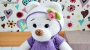 Амигуруми схема Мишка Майя. Игрушки вязаные крючком - Free crochet patterns.