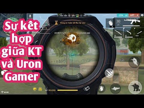 Top1 Free Fire nhẹ nhàng cùng team | KT Channel