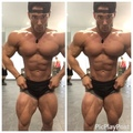 "4x Mr. Olympia Physique Champ on Instagram: ""Just had a delicious triple cheeseburger and some fries. - Honestly, prob my last solid cheat meal. ☹️..."