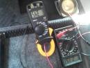 Zapco i-force450 usa, гейн на 13-00, замер мощности синус 1010гц, сигнал с телефона, сопротивление динамика 3,8ом рост до 7ом