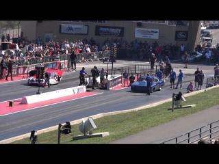 Doc Street Beast vs Fast Wing at Colorado No Prep Kings