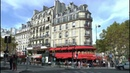 Walk around Paris France Montparnasse Saint-Sulpice Tuileries Saint-Augustin