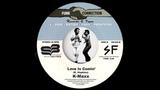 K-Maxx - Love Is Comin' Sound Boutique 2013 Modern Funk, Boogie Neo Soul 45