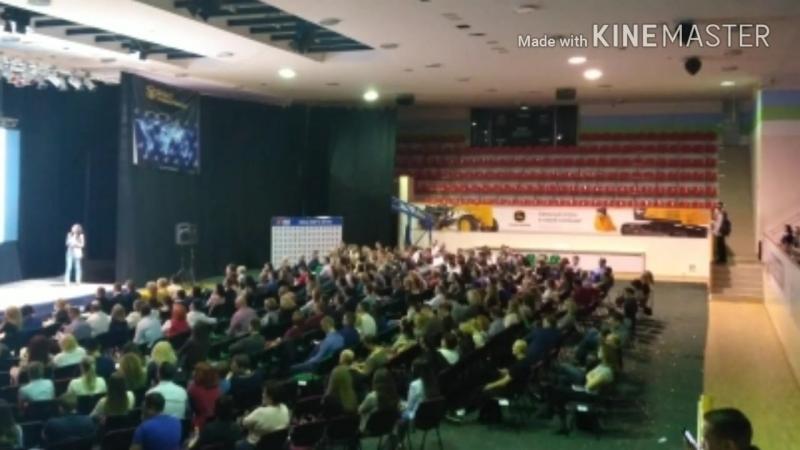 Краткий отчёт о бизнес форуме по UDS GAME в г. Сыктывкар 26.05.18