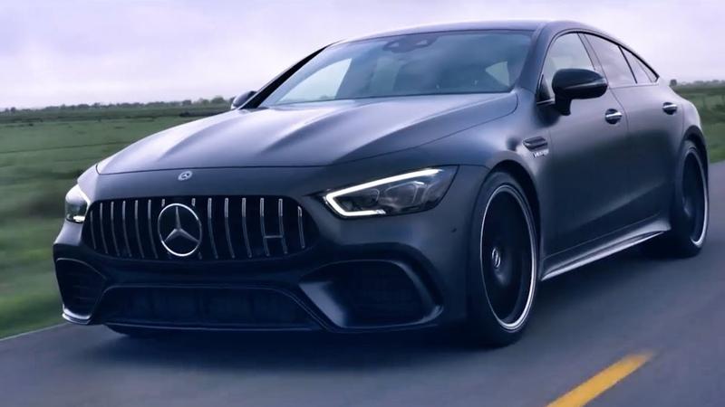 ПЕРВЫЙ ТЕСТ: 640 л.с. Mercedes-AMG GT 63 S! 0-100 км/ч! Конкурент PORSCHE Panamera TurboS?