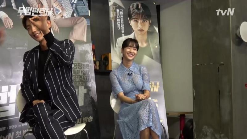 20180512 Ли Джун Ги Х Со Е Джи, Консультационный центр kakaoTV.