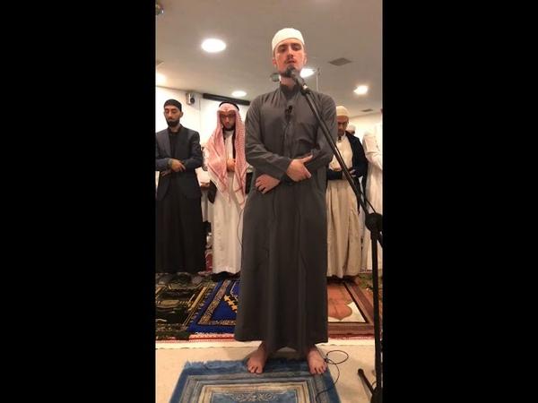 Fatih Seferagic -Ramadan Night at London istutite Taraweeh Prayer night 28th 2018