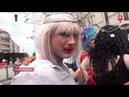 Как проходил ЛГБТ марш в Киеве
