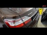 Шумоизоляция новой Toyota Camry
