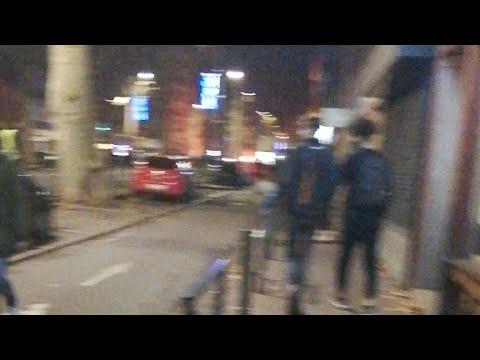 Gilets Jaunes Débordement Toulouse