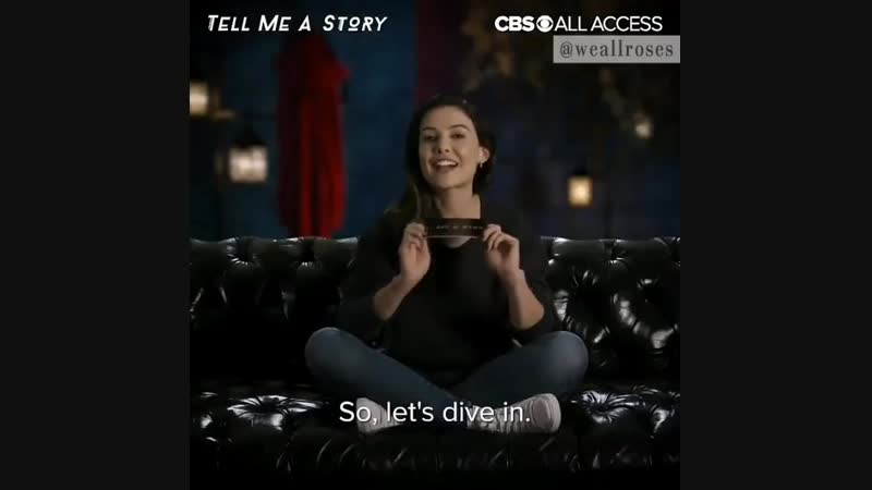 Tell Me A Story: Милые твиты (Переводы Роуза)
