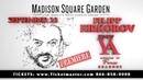 Philip Kirkorov at Madison Square Garden on