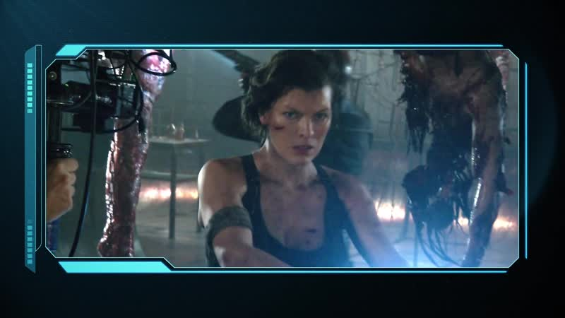 Resident Evil The Final Chapter - Retaliation Mode 10