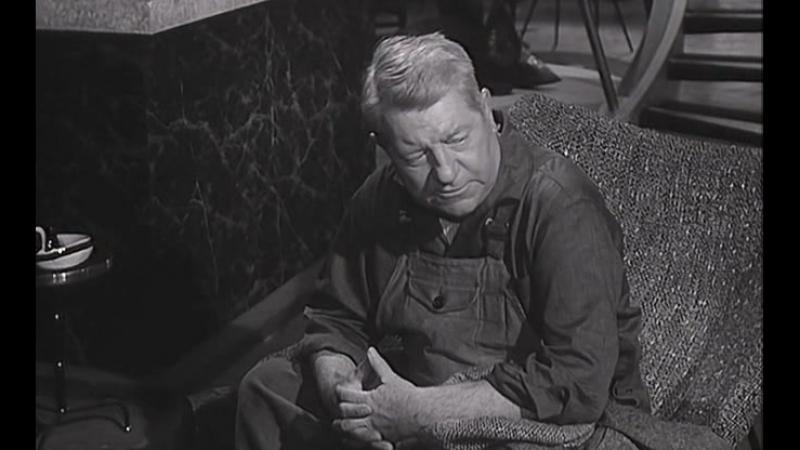 Улица Прэри (Франция, 1959) Жан Габен, Клод Брассер, советский дубляж