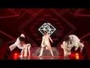 0623乐华七子NEXT北京巡回粉丝见面会全程 一首师哥UNIQ的《EOEO》,七位舞姿帅气 3034