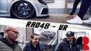 VW Golf 6 R Bagged | RAD48 | VR Forged Wheel