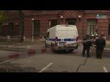 СМИ: В здании на Межевом канале взорвалась сигнальная ракета