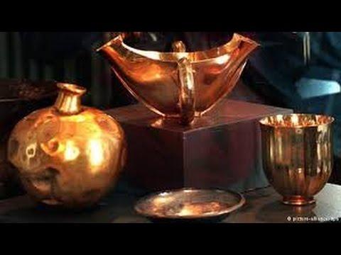 Сенсационная находка 20 века.Как нашли Золото Трои.Тайные знаки