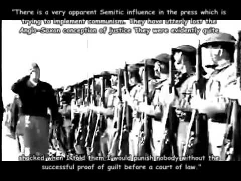 General George S Patton Jews and Germans