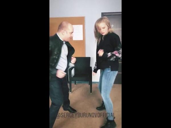 Бортич шикарно танцует
